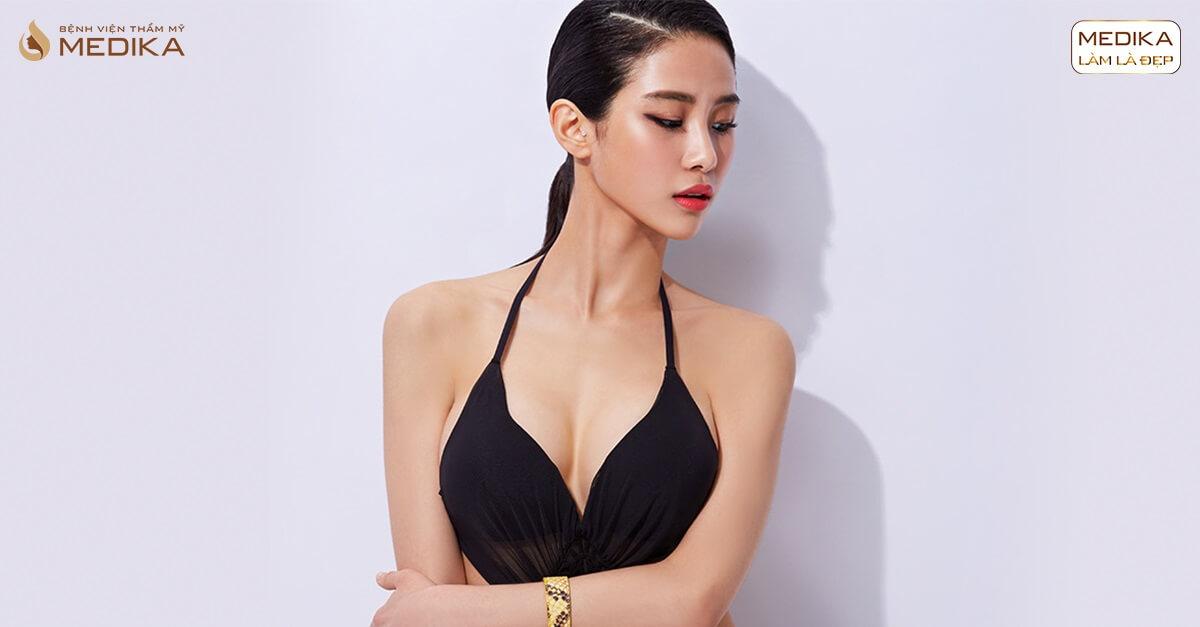 Nâng ngực nội soi bằng kĩ thuật nào là tốt nhất? - Kiến thức nâng ngực