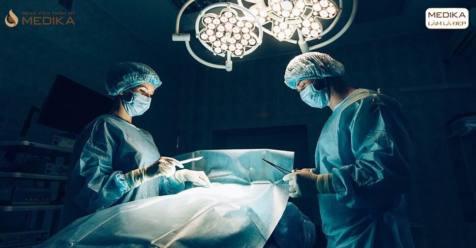 Phẫu thuật nâng vòng 1 nội soi có phải giải pháp tạo hình vòng 1 tối ưu nhất? - kienthucnangnguc.vn