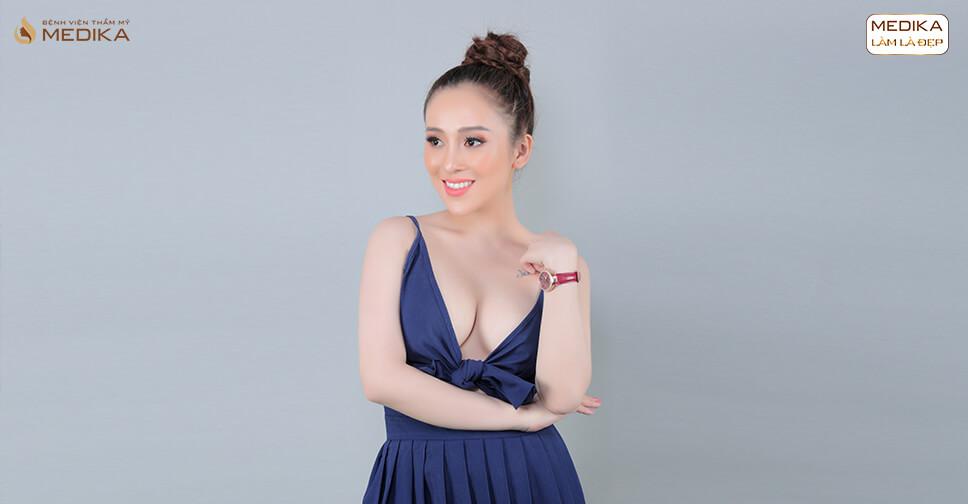 Phẫu thuật nâng ngực giải pháp cho vòng 1 khiêm tốn - Kienthucnangnguc.vn