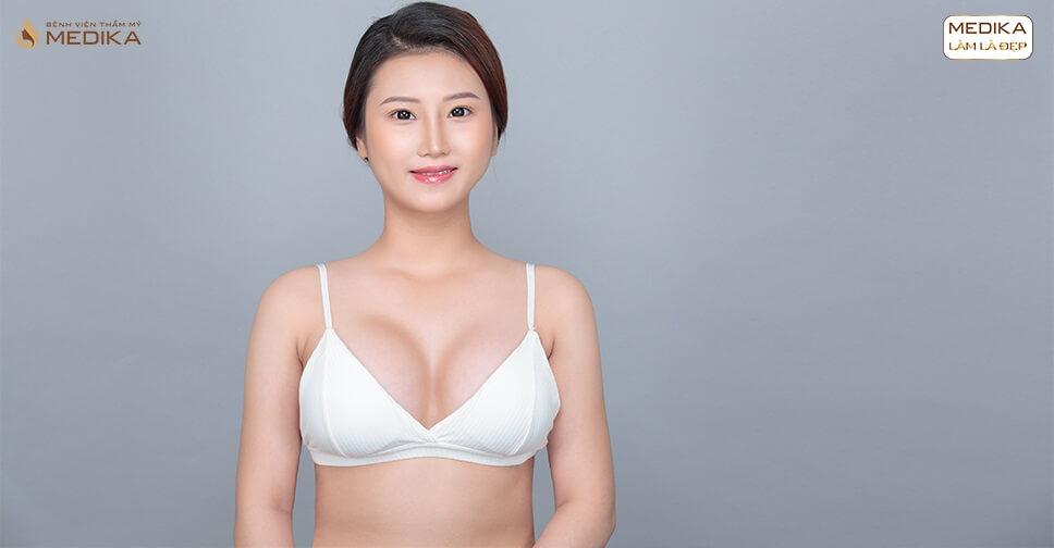 Phẫu thuật nâng ngực nội soi - Công nghệ nâng ngực bật nhất hiện nay - Kiến thức nâng ngực