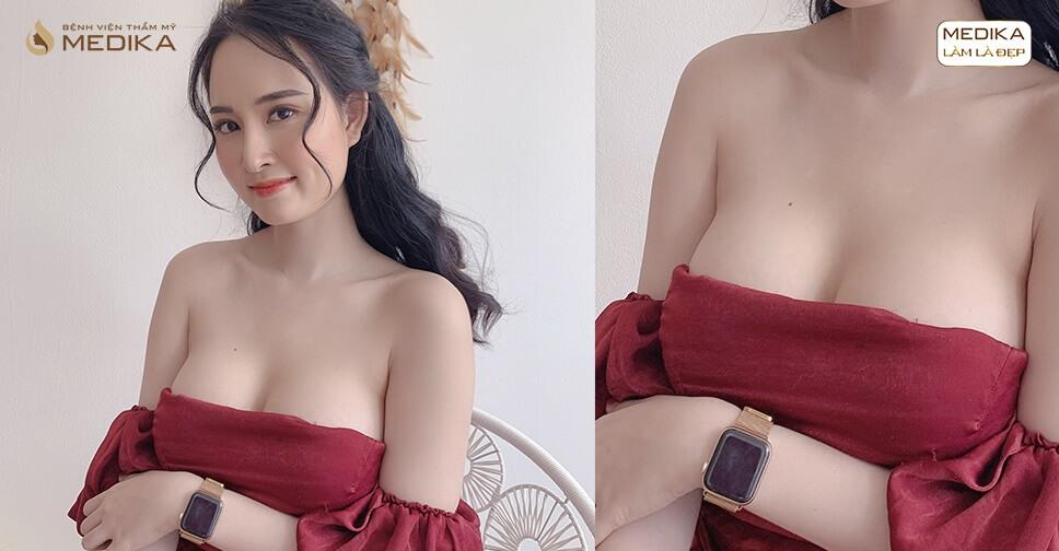 Nâng ngực đẹp niềm ao ước của bất kỳ chị em nào - Kienthucnangnguc.vn