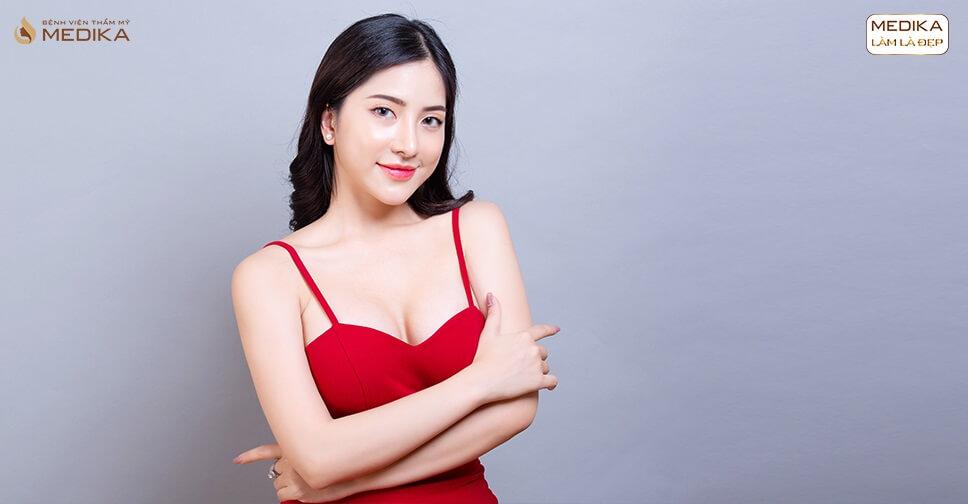 Phẫu thuật nâng vòng 1 nội soi bao lâu sẽ hồi phục sau khi thực hiện - Kiến thức nâng ngực