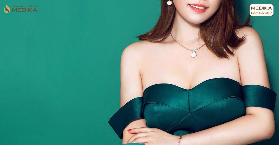 Nâng vòng 1 đẹp biến hóa giấc mơ cho nhiều người phụ nữ - Kiến thức nâng ngực