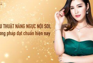 Phẫu thuật nâng ngực nội soi - Phương pháp vạn người mê - Kienthucnangnguc.vn