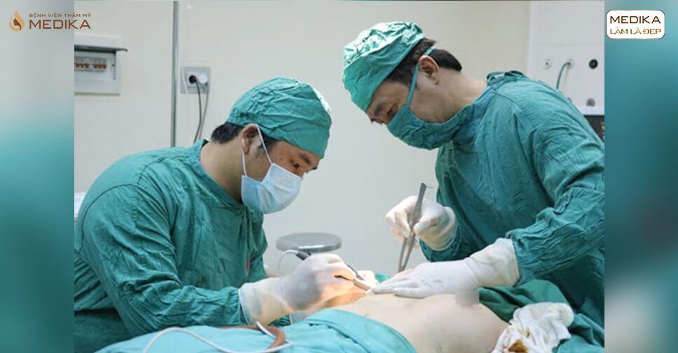 Phẫu thuật nâng vòng 1 nội soi - Phương pháp vạn người mê - Kiến thức nâng ngực
