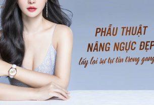 Phẫu thuật nâng ngực đẹp - Vẻ đẹp hoàn hảo cho chính chị em - Kienthucnangnguc.vn