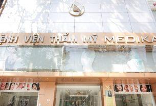 Nâng ngực nội soi tại Bệnh viện thẩm mỹ MEDIKA được không? - Kiến thức nâng ngực