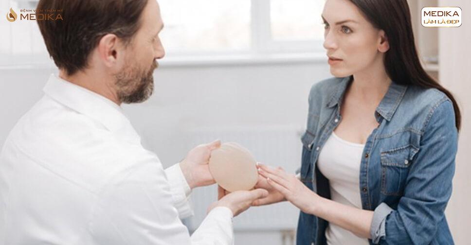Phẫu thuật nâng ngực nội soi phương pháp hiện đại dễ dàng bởi kiến thức nâng ngực