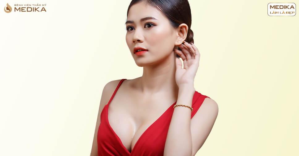 Phẫu thuật nâng ngực an toàn ngại gì khi có phương pháp xịn tại Kiến thức nâng ngực